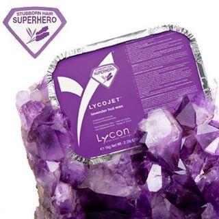 Lavender vax